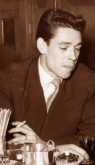 Jacques Brel in Brüssel